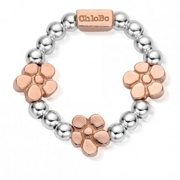 Chlobo Flower Ring