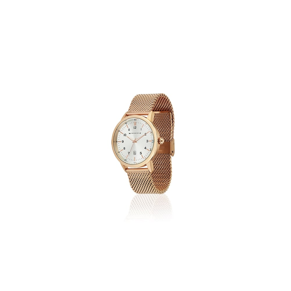 strap watch round mesh at nordstrom watches available boss hugo pin
