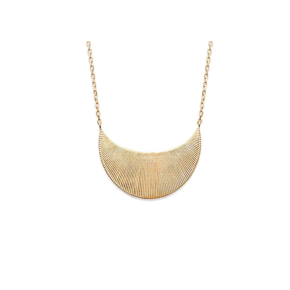 Burren half moon pendant products from gerry browne jewellers uk half moon pendant aloadofball Images