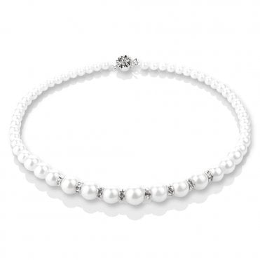 Newbridge Pearl Necklace