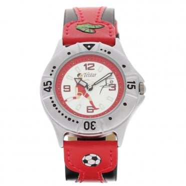 Red Football Watch