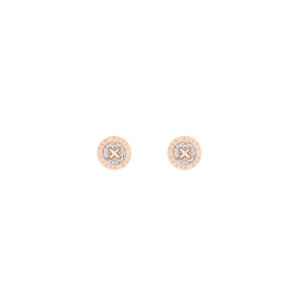 b9a8ce52610d Ted Baker Mini Button Earring - Products from Gerry Browne Jewellers UK